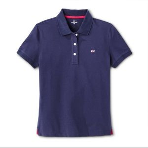 NWT Vineyard Vines for Target Navy Blue Polo